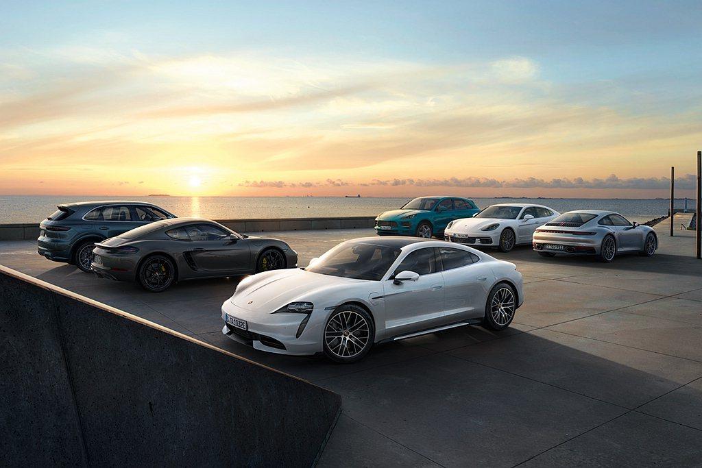 保時捷2020年1-3月於全球銷售出53,125輛各式新車,相比去年同期減少5%...