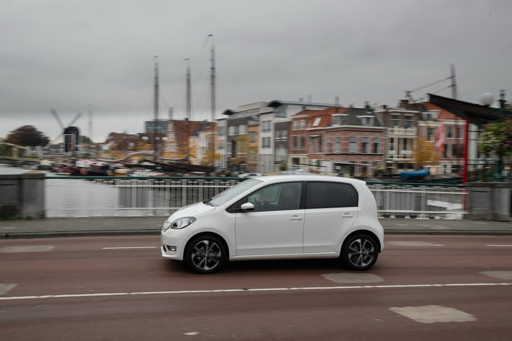 ŠKODA CITIGOᵉ iV今年初甫於英國上市,並在兩個月內賣完全數400台...