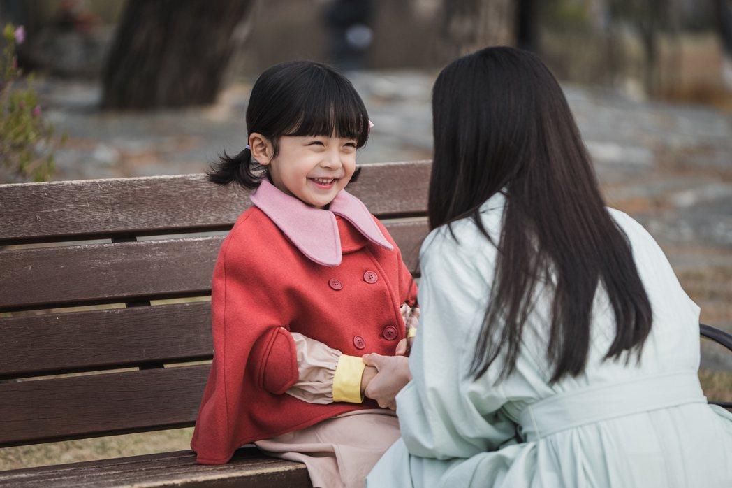 童星徐宇振其實是小男孩。圖/Netflix提供