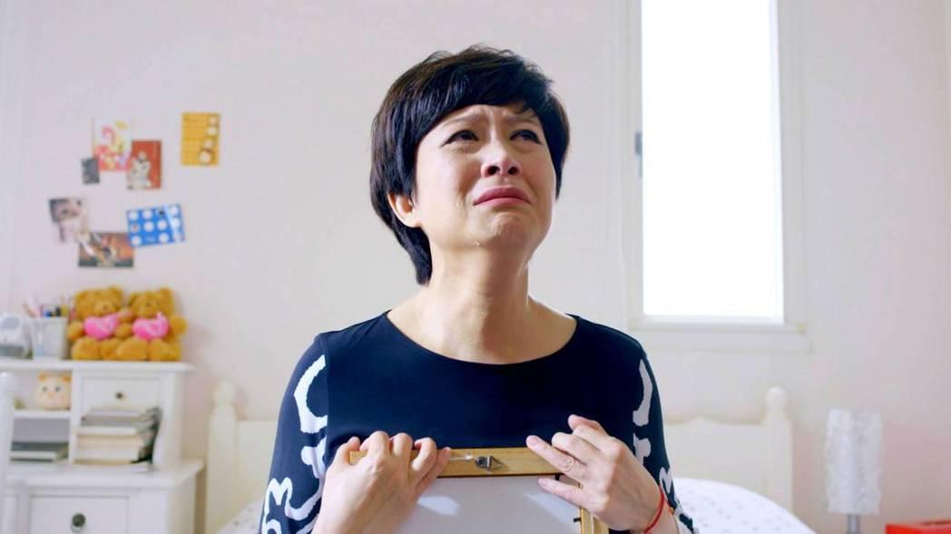 崔佩儀重回戲劇圈演活媽媽角色。圖/三立提供