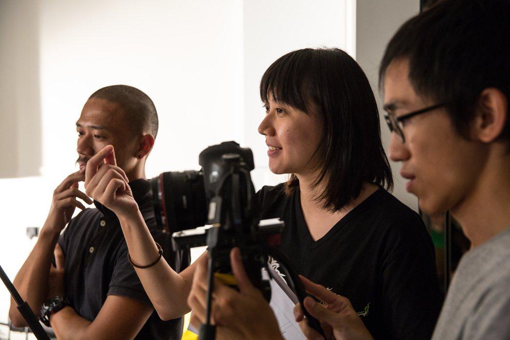 黃綺琳首度執導香港電影「金都」獲得中港台一致關注。圖/采昌提供
