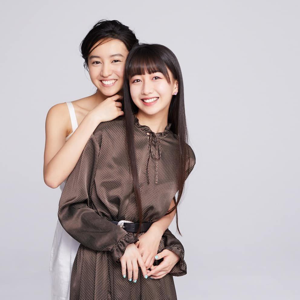 木村光希和姊姊感情極佳。圖/摘自IG