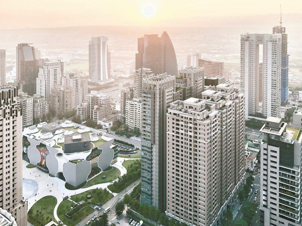 房仲業認為,近2年房市已盤整到底部,房價屬於「相對低點」,再大幅下跌機率不大。圖...