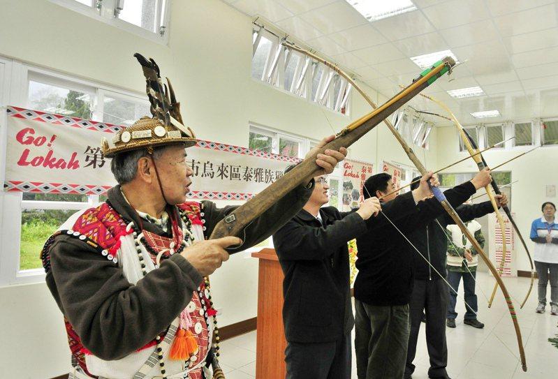 「槍砲彈藥刀械管制條例」限制原住民僅能以自製槍枝打獵,原住民爭取多年的開放制式獵槍修法至今仍「卡關」。圖/聯合報系資料照片
