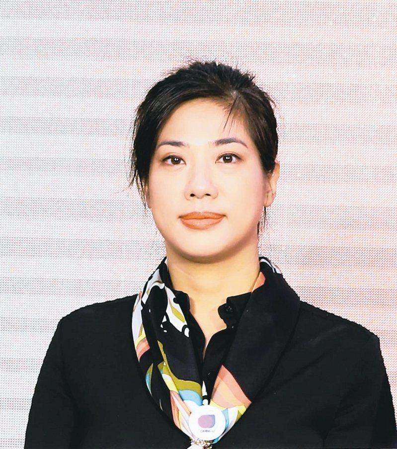 新光銀副董事長吳欣儒。圖/聯合報系資料照片