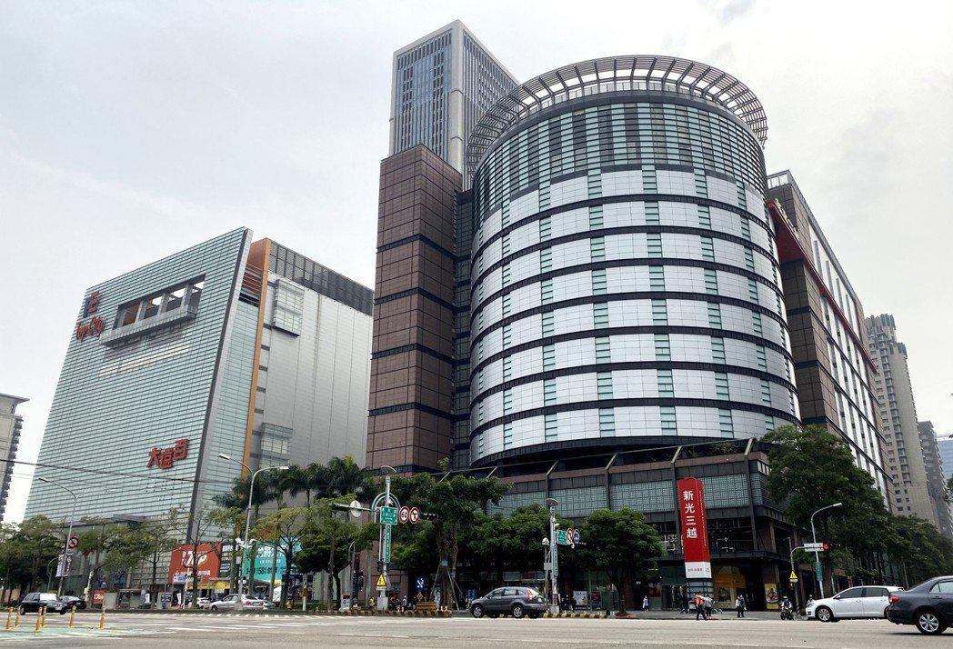大型百貨商城兼具購物、休閒、娛樂功能,帶動區域發展。圖/業者提供
