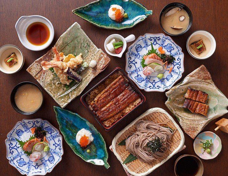 台北美福大飯店線上旅展推出超值美食通用券。圖/台北美福大飯店提供