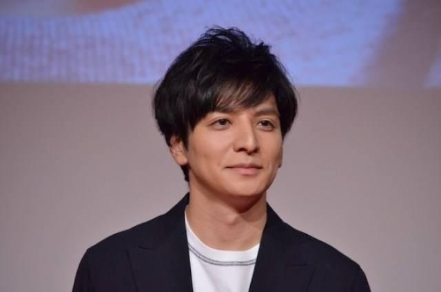 生田斗真是傑尼斯旗下的帥哥演員。圖/摘自日網雅虎