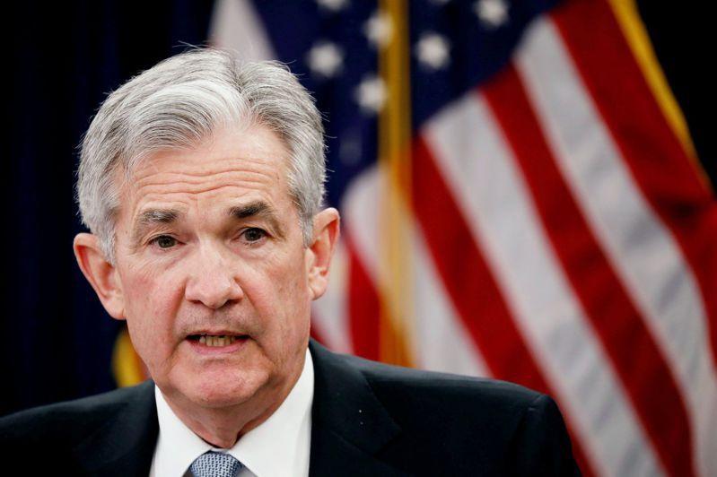 美國聯準會(Fed)主席鮑爾。 路透資料照片
