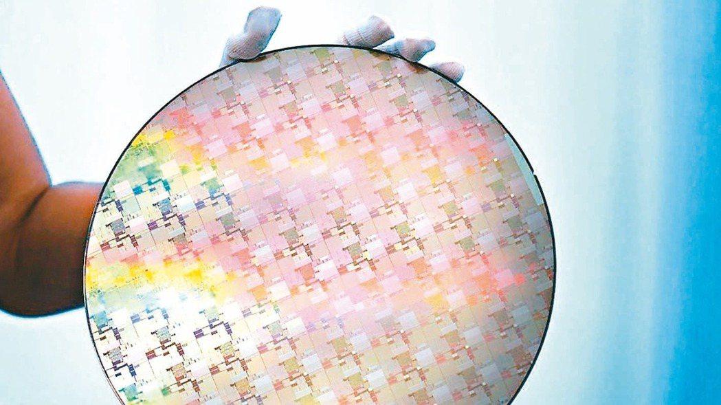 環球晶擬以45億美元併Siltronic 將躍居12吋晶圓二哥,示意圖。 本報系...