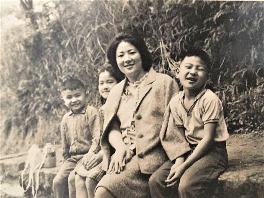 薇薇夫人全力支持3名兒女追求自己的夢想。 圖/取自50+(Fifty Plus)
