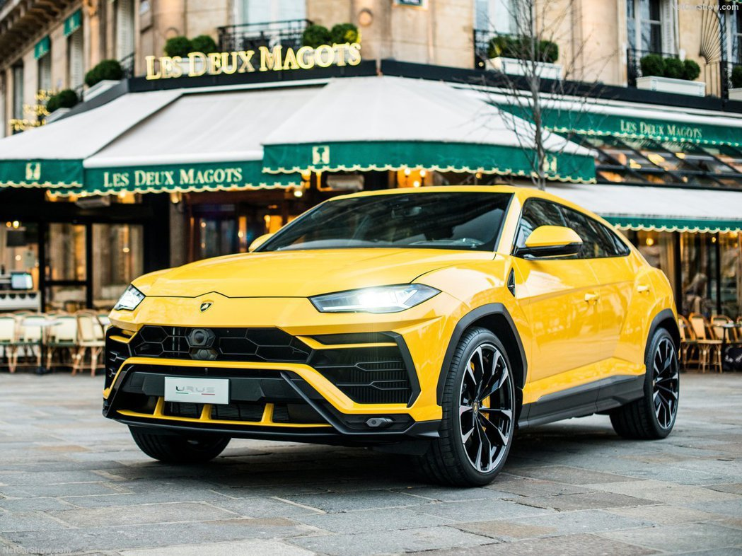 Lamborghini Urus 摘自Lamborghini