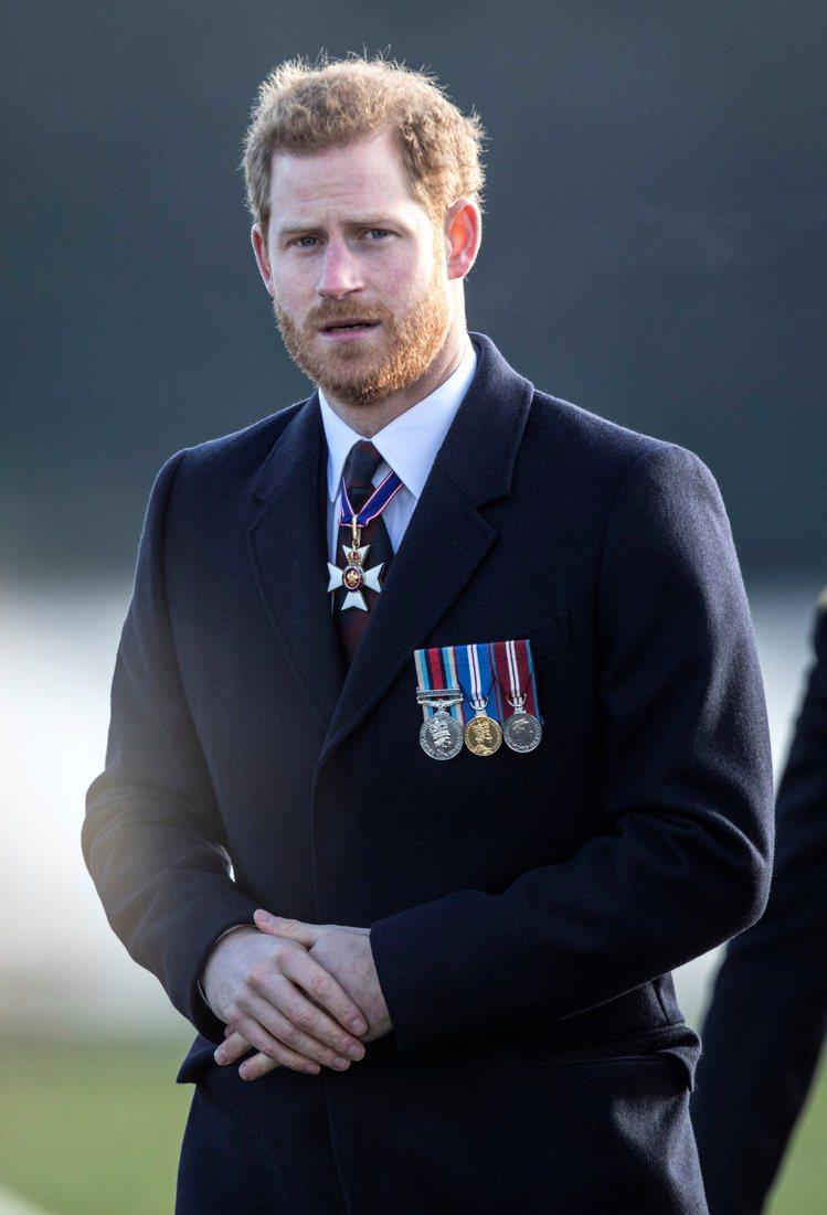 哈利王子雖已退下軍職,心中仍充滿懷念。圖/路透資料照片