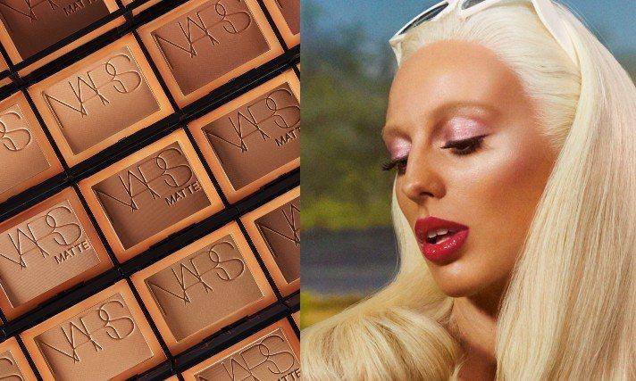 夏日性感金色古銅妝 NARS、M.A.C新產品幫你輕鬆搞定。圖/品牌提供