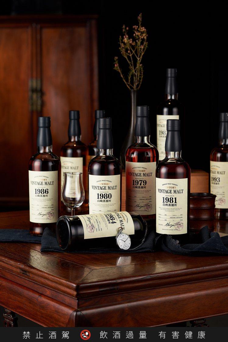 看好日本威士忌,香港邦瀚斯將於5月的「稀有葡萄酒及威士忌」拍賣會,重點拍品之一為...