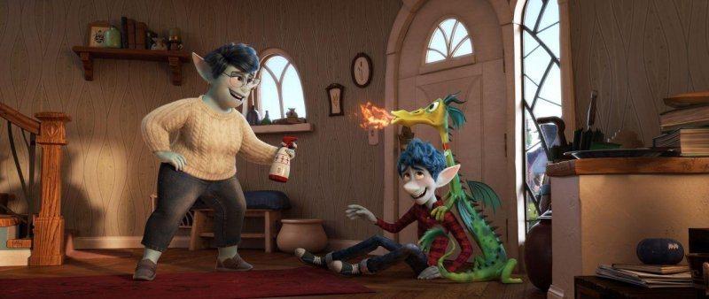 「1/2的魔法」劇照。圖/迪士尼提供