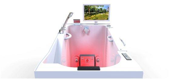 北之特開門式浴缸OH6030 北之特樂銀/攝影