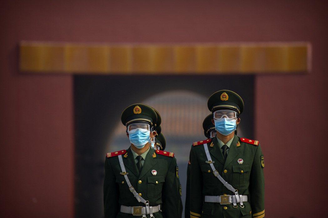 「中國的隱瞞疫情,是有意圖目的的。」國土安全部的報告表示。但簡單的4頁敘述中,卻...