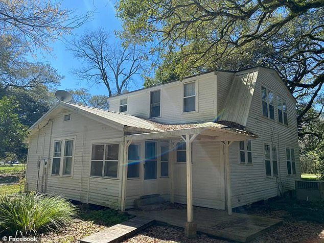 美國一家房地產公司最近表示如果有人願意將路易斯安那州的一棟房屋搬離,便願意將該棟房屋免費贈與。圖擷自Daily News