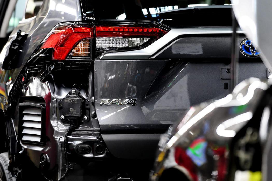 日本豐田汽車預計在5月11日才會恢復北美地區的生產作業。 摘自Carbuzz.c...