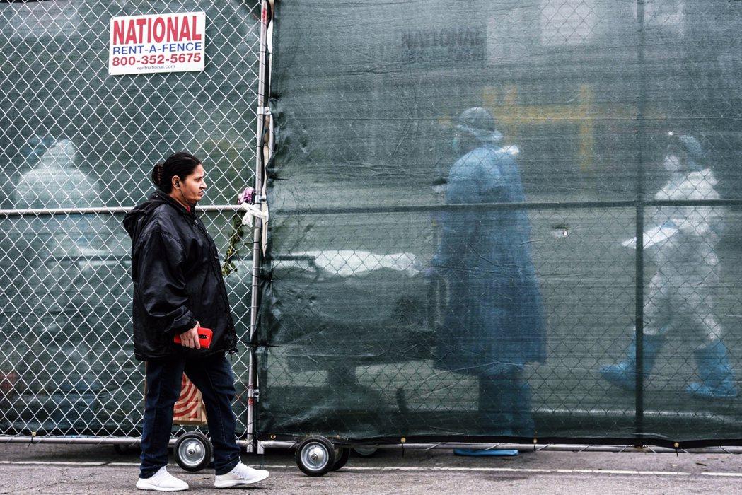 那些被淹沒的遺族家屬的聲音,他們追求的司法正義,又能得到充分保障嗎?圖為紐約布魯...