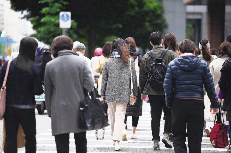 網友好奇住在台北,年收200萬是什麼感覺。本報系資料照/記者余承翰攝影