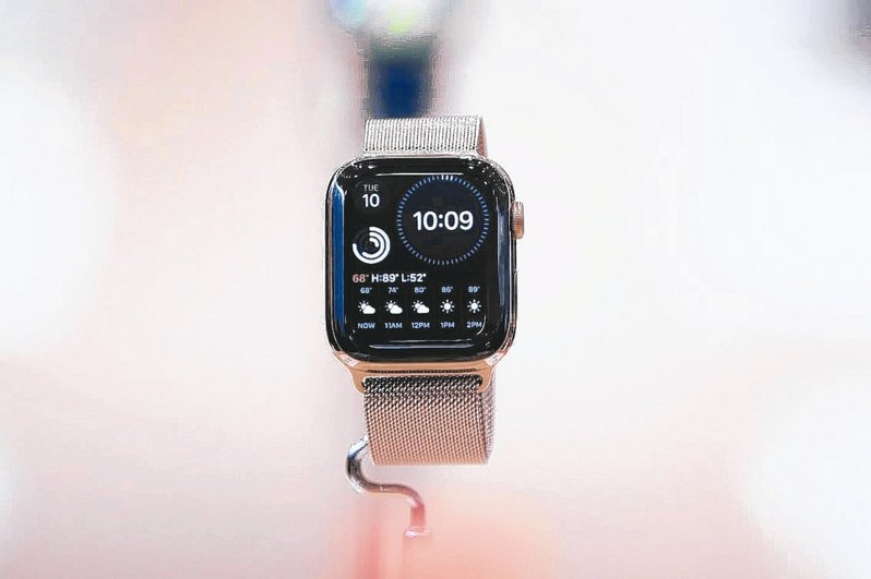 Micro LED技術成熟商轉可期,蘋果陸續取得Apple watch等專利。 路透