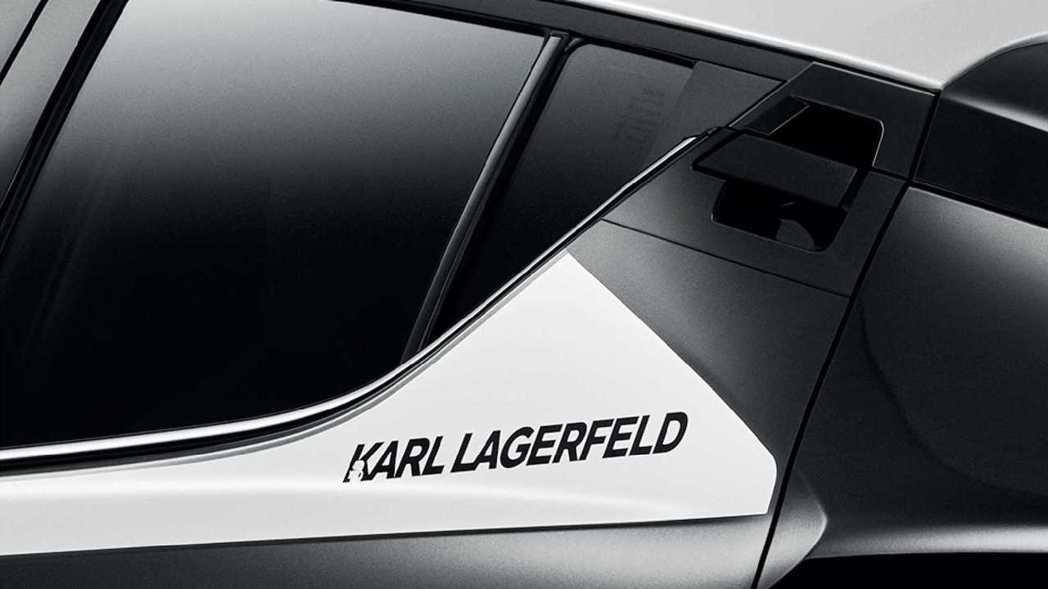 泰國豐田特別與著名時尚品牌卡爾·拉格斐(Karl Lagerfeld)跨界合作,...