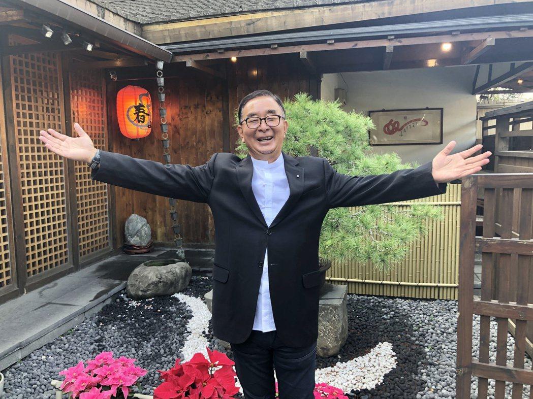 麗明營造董事長吳春山,提供身心障礙者一個發光發熱的舞台,人生經營得有多姿多彩、有...