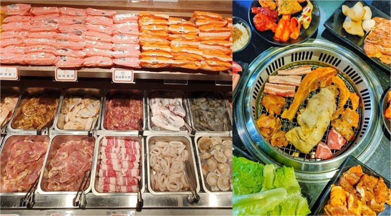 圖/豬對有燒烤吃到飽-桃園中正店
