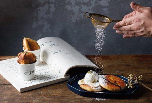 韓式糖餅。 圖/台灣廣廈 提供
