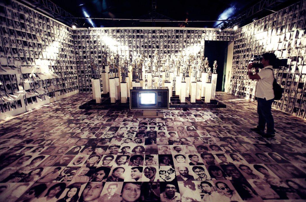 圖為菲律賓的人民力量體驗博物館(People Power Experientia...