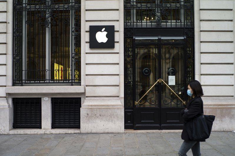 蘋果4日發債85億美元。  歐新社