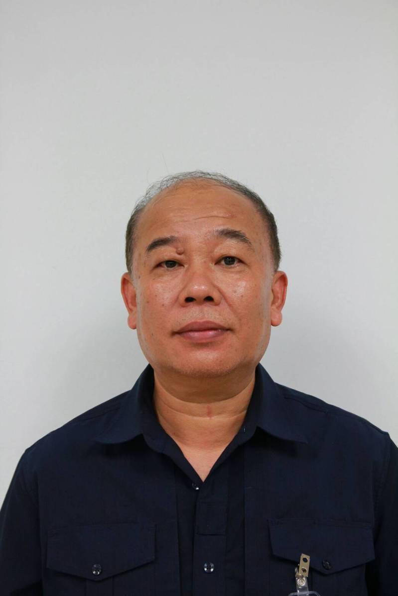 台中市東勢警分局中坑派出所長吳坤源病逝。圖/警方提供