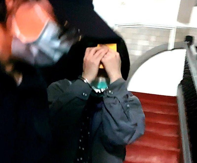 劉姓阿姨自首稱體罰過當失手,才害外甥溺斃。記者王宏舜/攝影
