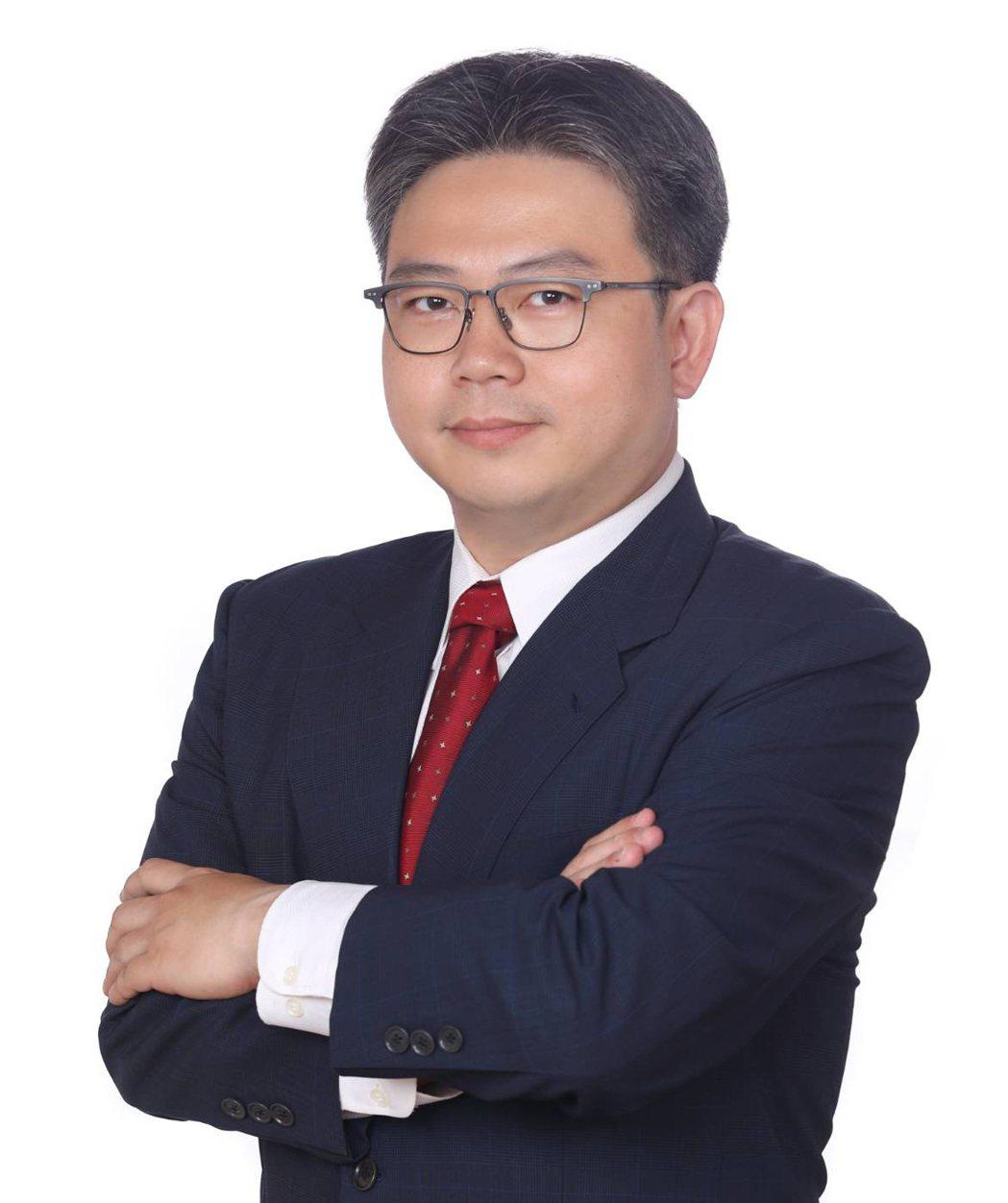 敏盛醫院胸腔科醫師林聿騰。 圖/欣寶智慧環境提供