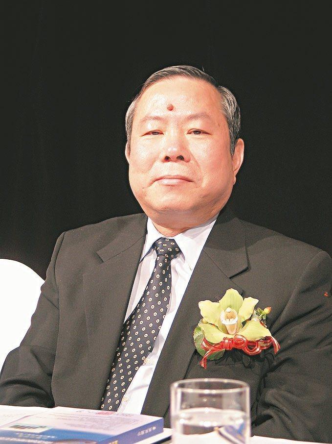 金山電董事長江士勳。 聯合報系資料照/記者曾仁凱攝影