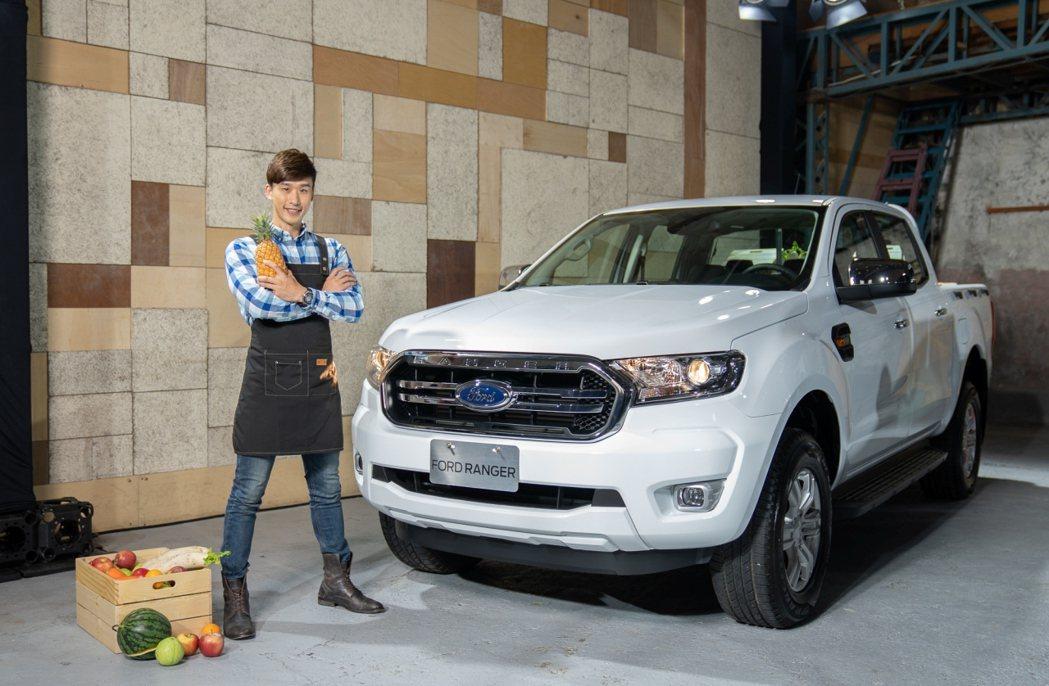 New Ford Ranger全能型是工作與休閒並重的全功能皮卡。 圖/福特六和...