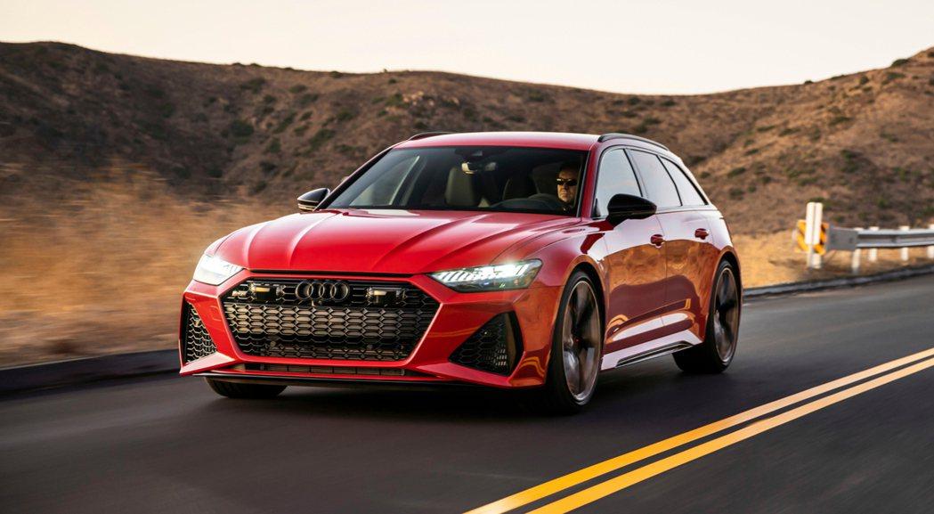 Audi位於歐洲的工廠已於四月底逐步復工。 摘自Audi