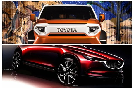 新冠病毒疫情衝擊!Toyota、Mazda新休旅雙雙延遲生產與發表