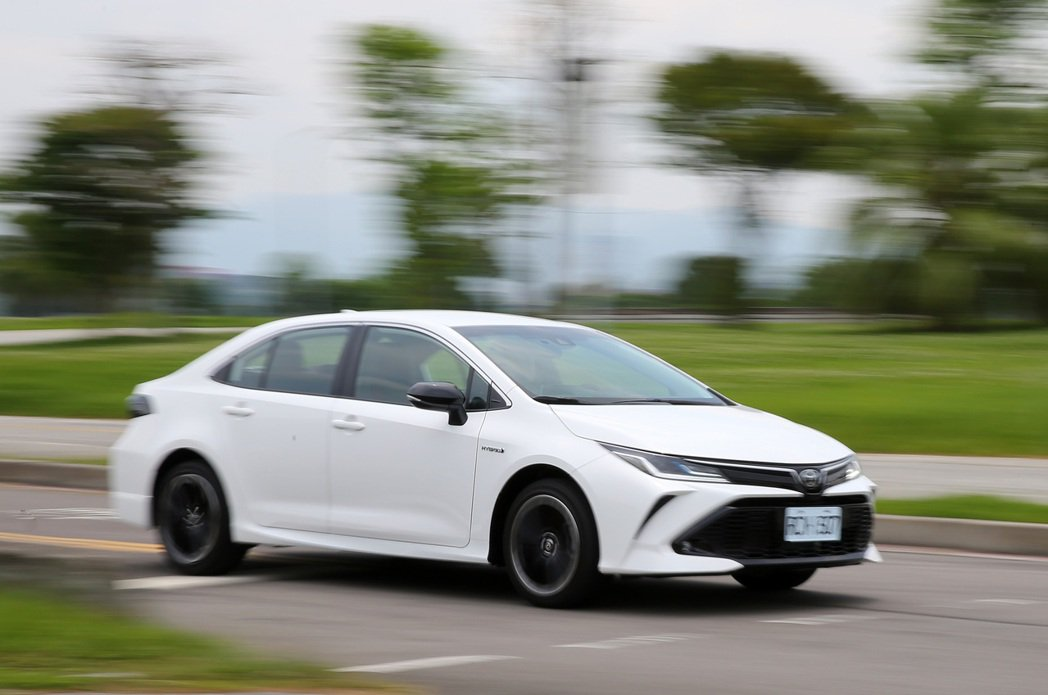 TOYOTA Corolla Altis GR Sport Hybrid有助於車...