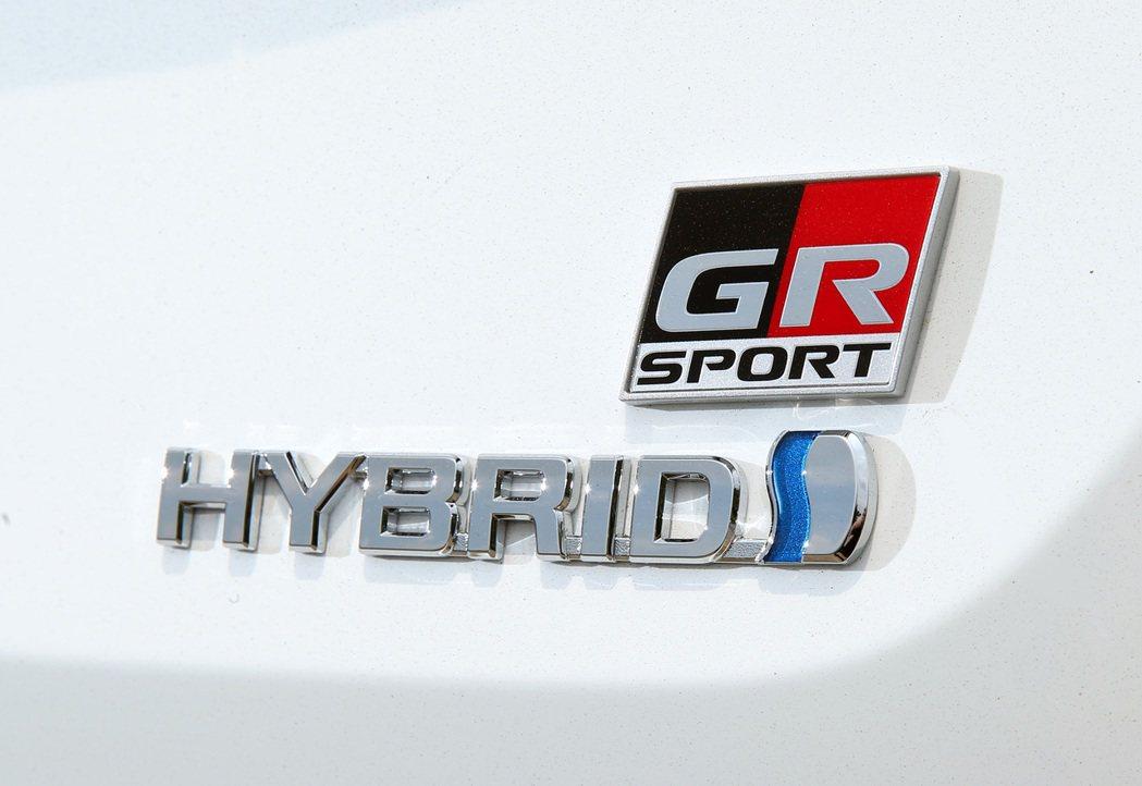 GR Sport車款提供外觀內裝運動化套件及底盤等配備升級。 記者林澔一/攝影