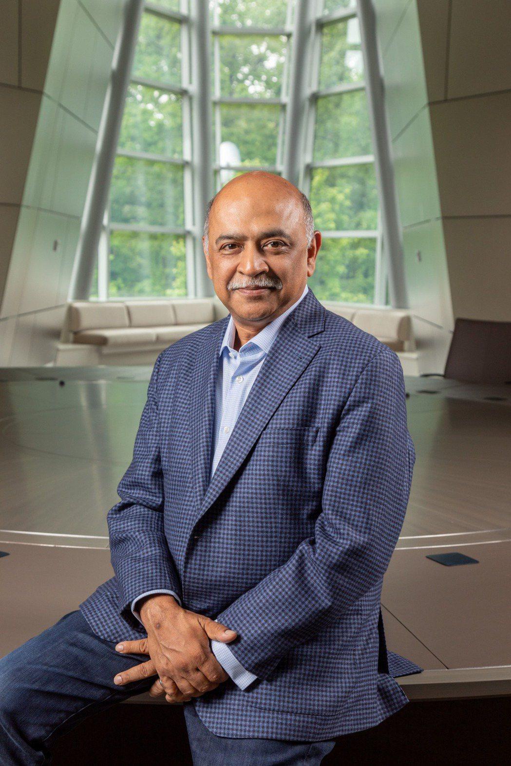 IBM執行長Arvind Krishna。 IBM /提供
