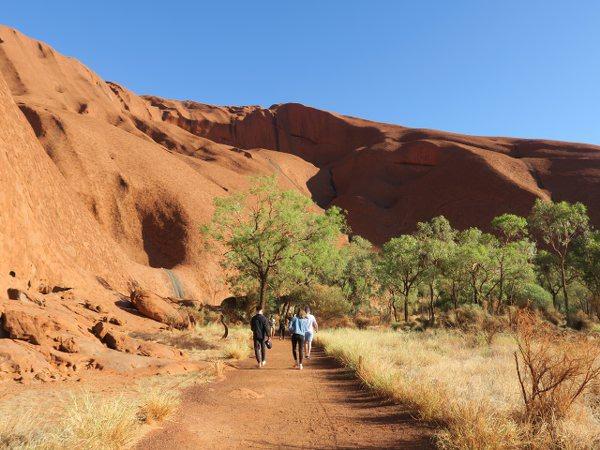 烏魯魯(Uluru)/ 愛爾斯岩(Ayers Rock)