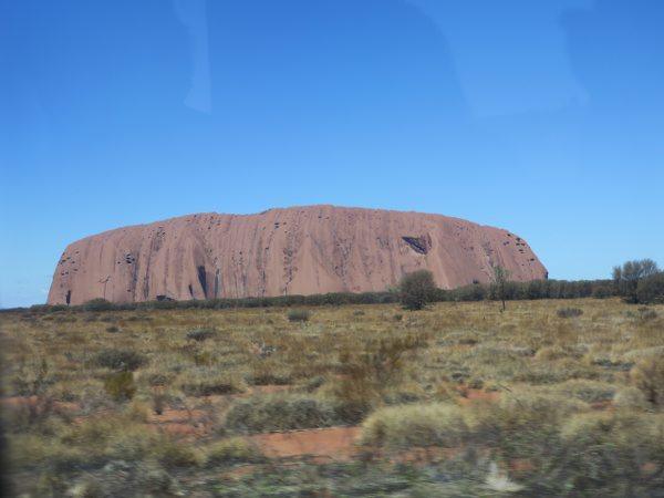 澳洲-烏魯魯(Uluru)
