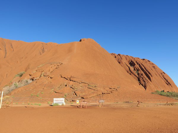 烏魯魯(Uluru) /愛爾斯岩(Ayers Rock) (2)