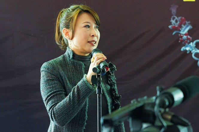 2012年北京中國國際珠寶展「文學珠寶系列」發佈會。