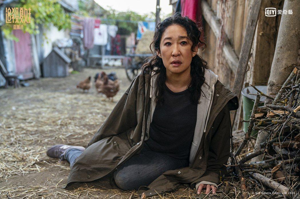 「追殺夏娃」又有人領便當,原始角色只剩4名。圖/愛奇藝台灣站提供