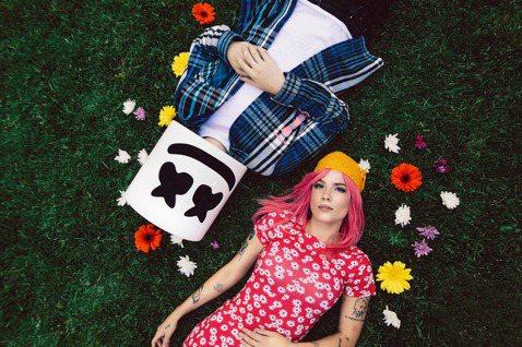 出道以來就極具個人特色的混血女聲海爾希(Halsey),自一月發佈了暌違3年的全新專輯「狂戀」後,日前突然在社群平台宣佈將首度與百大DJ棉花糖(Marshmello)合作推出全新單曲「Be Kind...