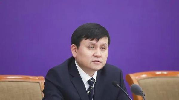 復旦大學附屬華山醫院感染科主任張文宏。(杭州之聲網)